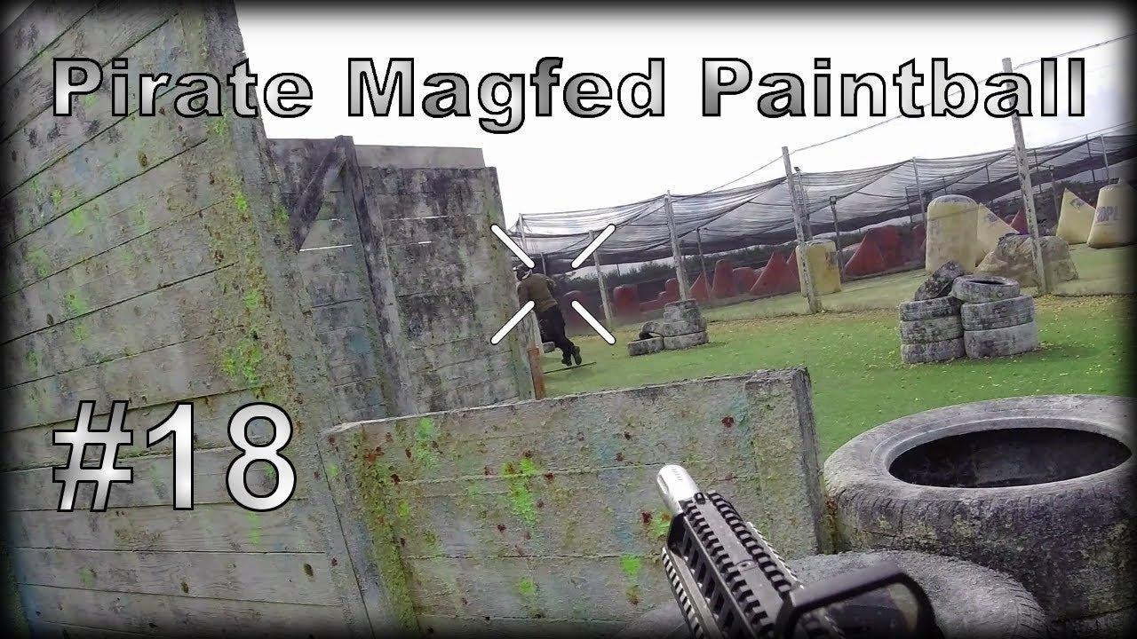 Pirate Magfed Paintball – 5vs5 – Deathmatch – Paintball Battlefields Hildesheim – Episode: 18