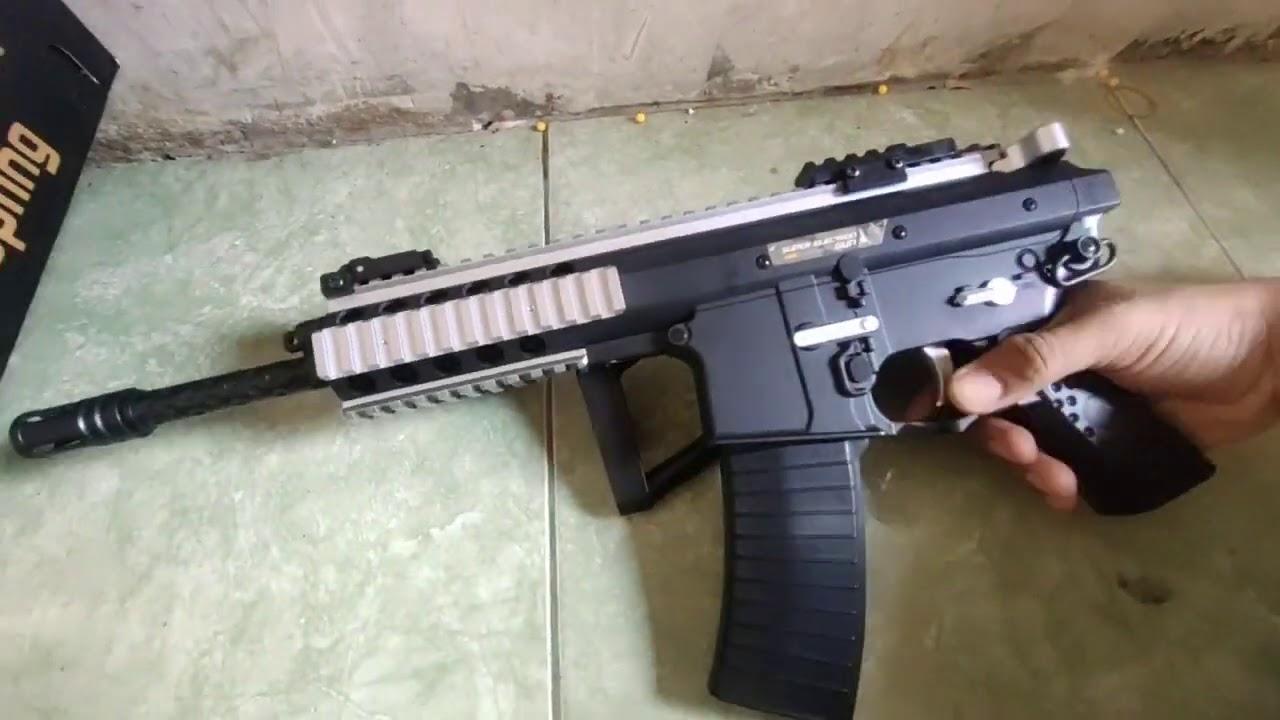 Revue du ressort du pistolet Airsoft