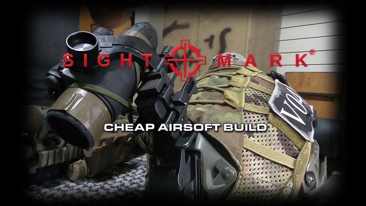 NVG ABORDABLE! Cela fonctionne pour l'airsoft | SightMark Review (meilleur audio)