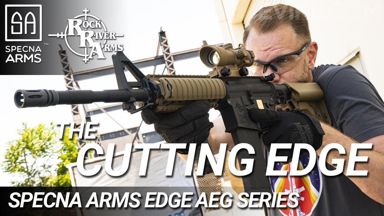Le tranchant – Specna Arms Edge – Revue Airsoft