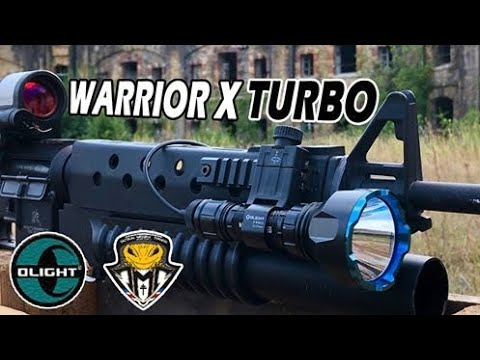 AIRSOFT ✔ Review Olight Warrior X Turbo