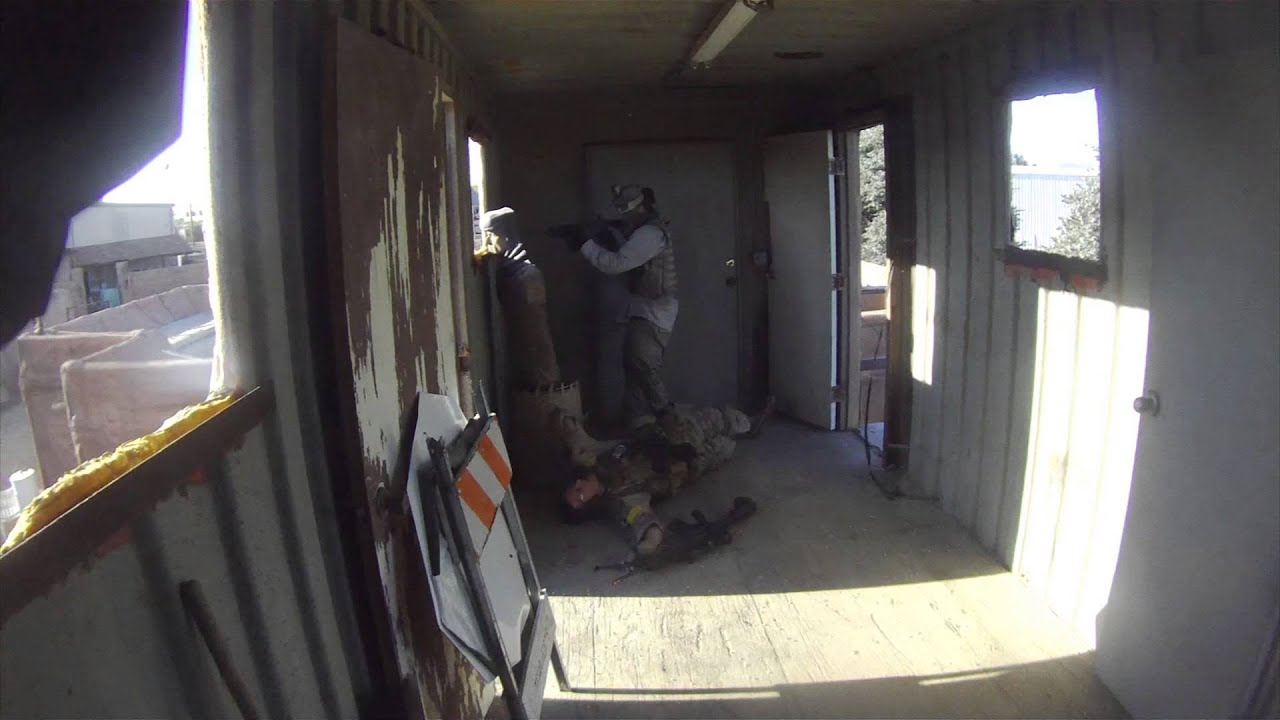 Airsoft Cheater pris en vidéo.