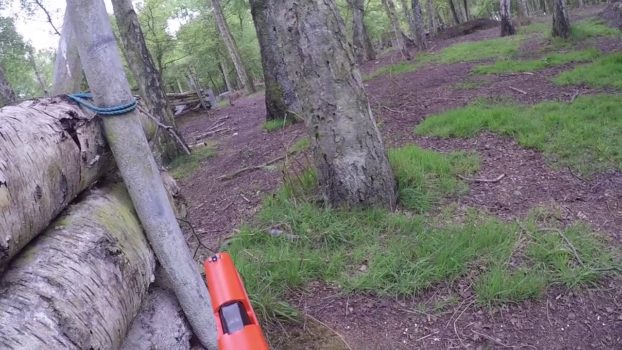 Halo Mill: Gameplay Airsoft de Proving Grounds