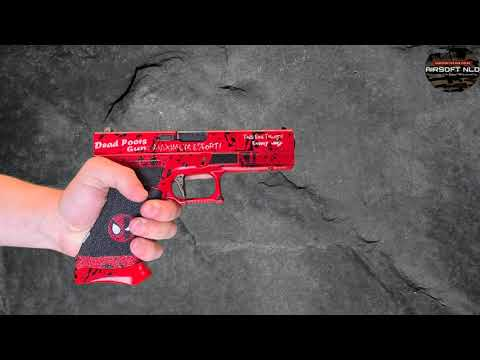 ASCEND DP17 GBB / Airsoft Unboxing Review!