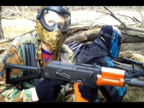Test du CYMA AK-74u Airsoft AEG