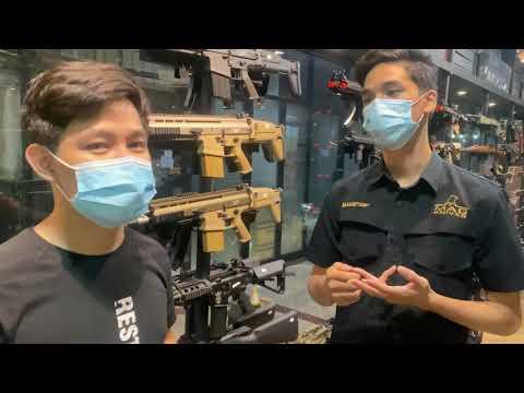 Unité d'examen et de déballage Airsoft Glock 17 EnC