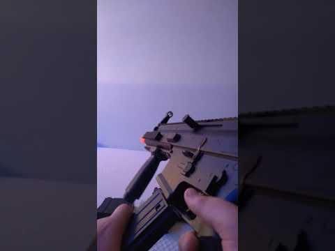 Revue du pistolet Airsoft …
