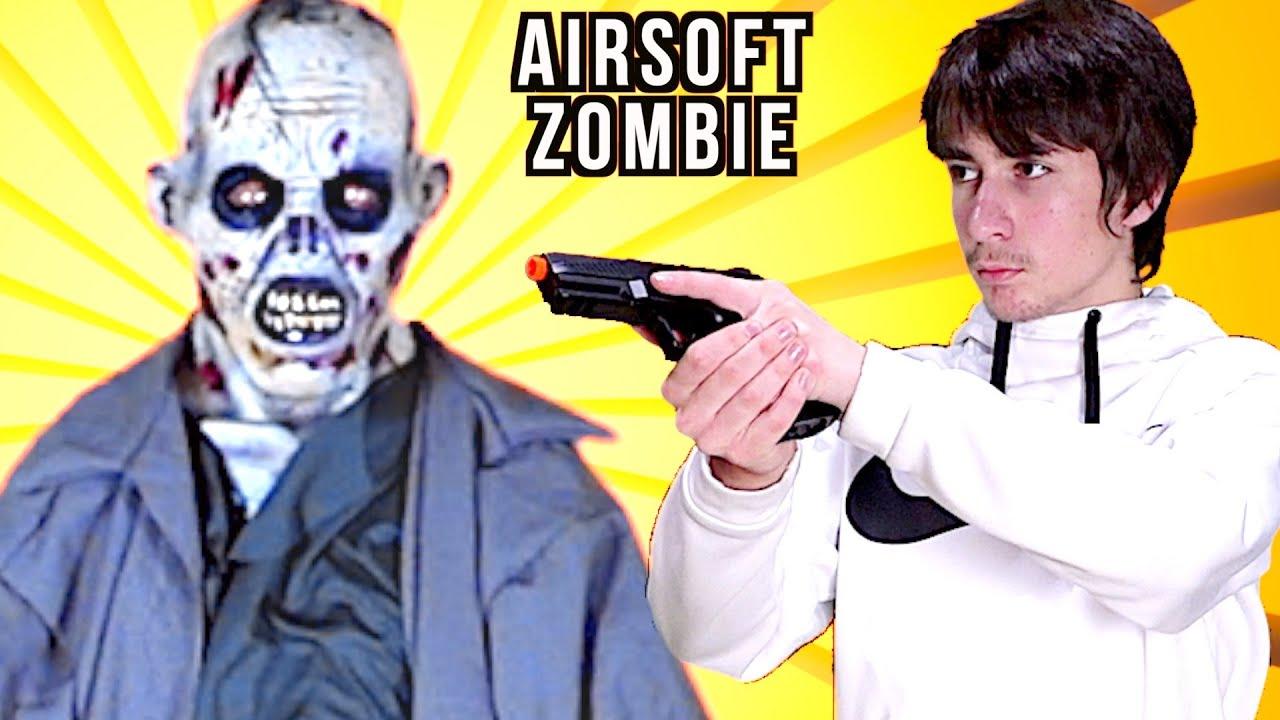 Les pistolets Airsoft fonctionnent-ils contre les ZOMBIES?
