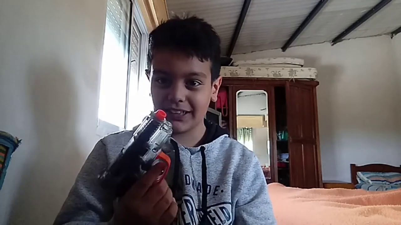 Examen du pistolet jouet Airsoft et test de tir Samboyolo 300