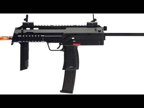 Ma critique de Crappy Airsoft HK MP7