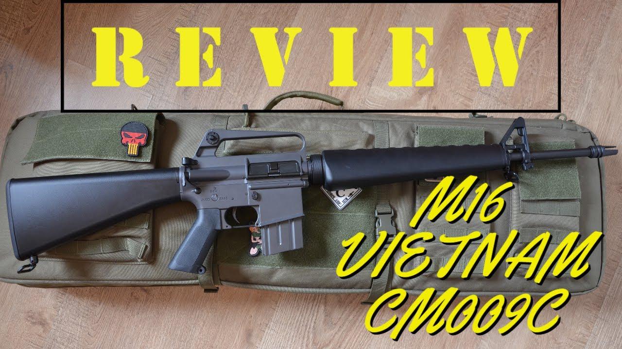 REVIEW FR M16 CM009C MOSFET EDITION CYMA