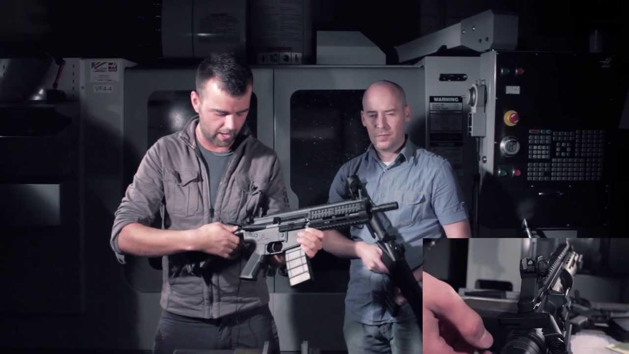 Test du pistolet Airsoft ICS CXP15 30m Test banc étau – EpicAirsoftHD – Episode 19