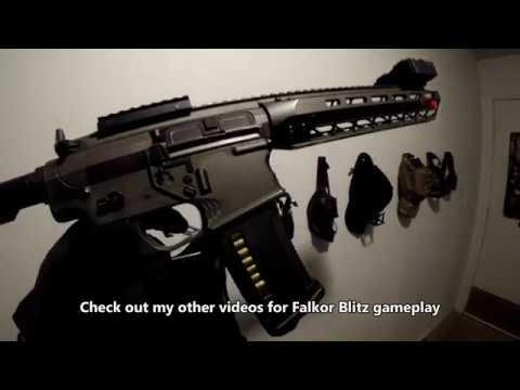 Stock EMG Falkor Blitz Review en 3:32 ou moins