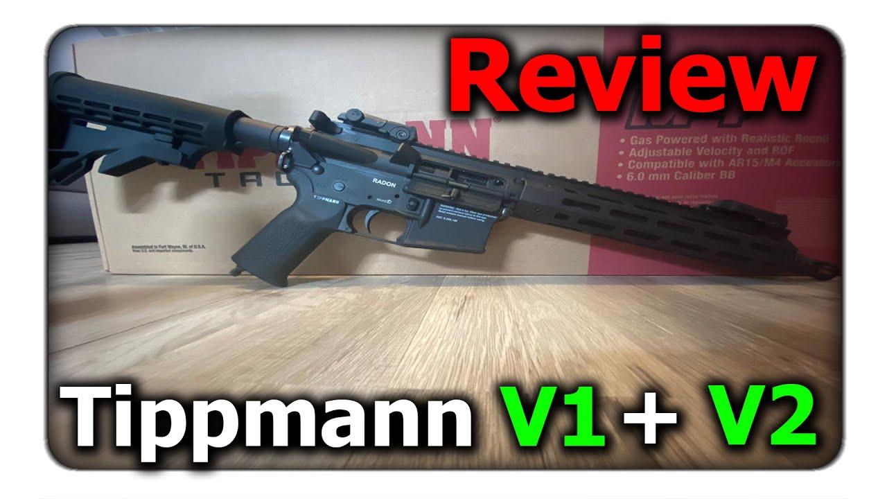[Review] Tippmann V1 + V2 (Radon) – lequel vaut le plus?