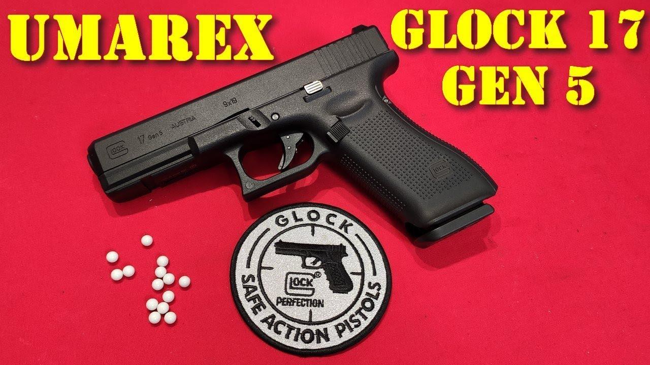Airsoft – Umarex Glock 17 GEN 5 [ENG sub]