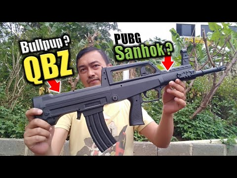 QBZ 97 Airsoft Spring Review
