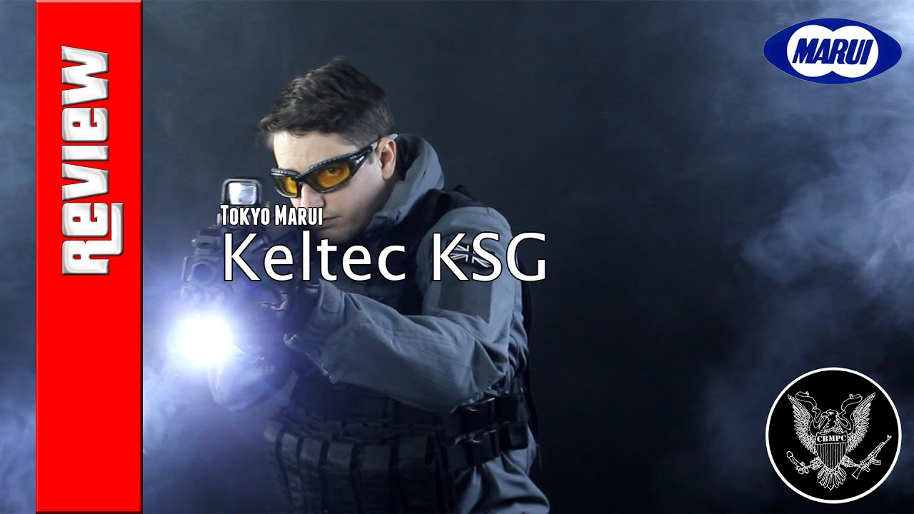 Airsoft Review -TM Keltec KSG fusil à essence