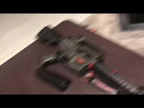 Examen du type de batterie Airsoft M4A1 / M4