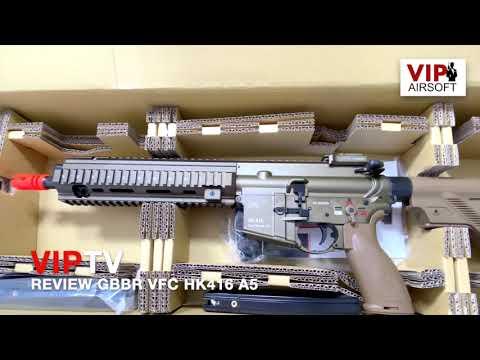REVUE GBBR VFC HK416 A5