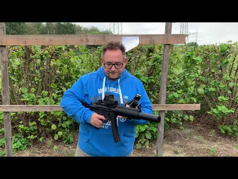 Cyma MP5 SD6 Gen.2 Airsoft Softair Unboxing Review Deutsch Allemand Softair.Zone + Installation Maple Leaf