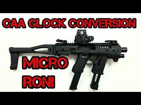 [R] Kit CAA Micro Ronin pour Glock | Chaîne Airsoft de Tom