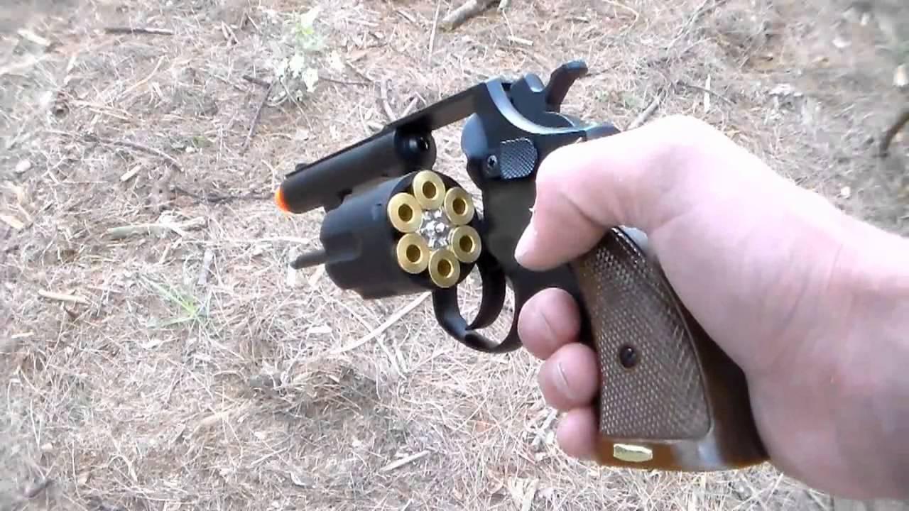 Examen du revolver à gaz HFC HG-131B