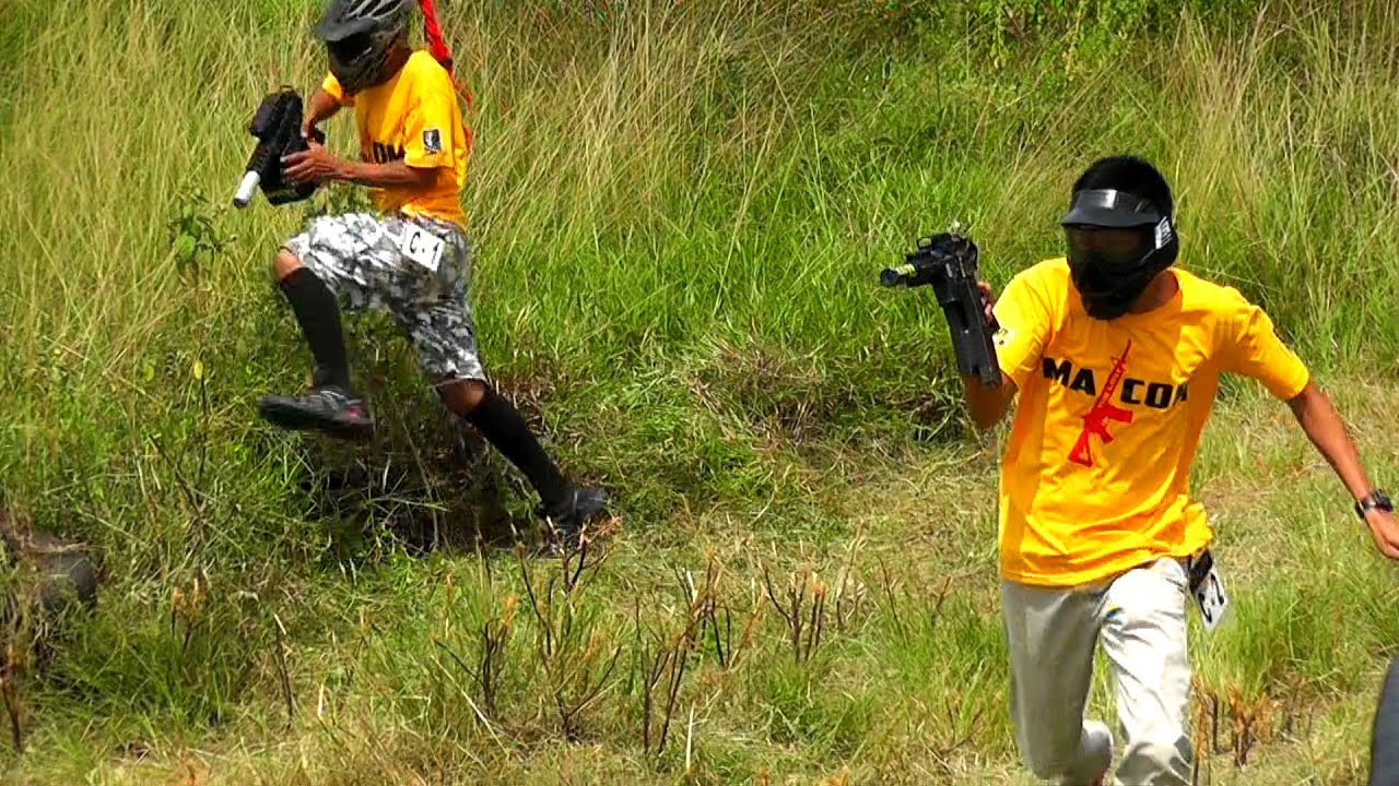 Airsoft Match Malcom vs PAGI dans Arch Angel 2014