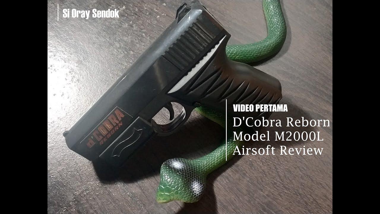 L'avis de Little Little De D & # 39; Cobra Reborn   M2000L Airsoft Indonésie