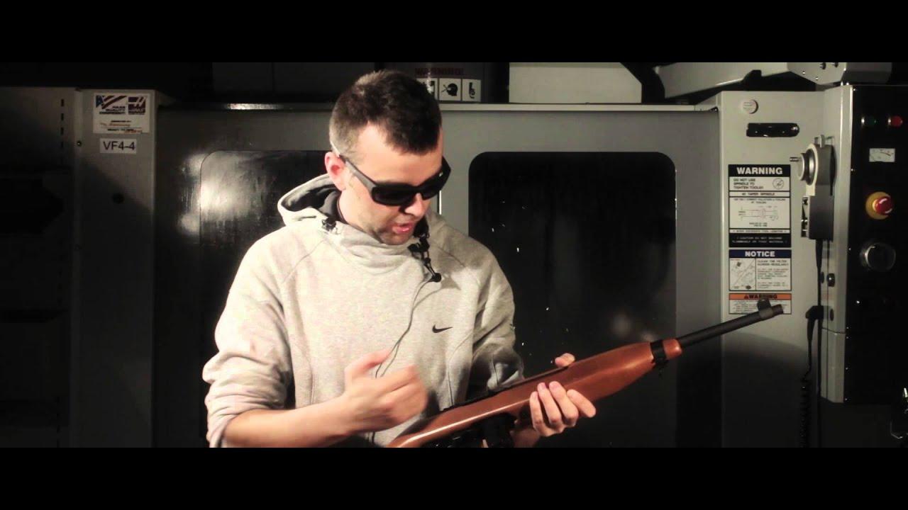 Revue du pistolet Airsoft Kit de carabine RA Tech M1 – EpicAirsoftHD – Episode 13