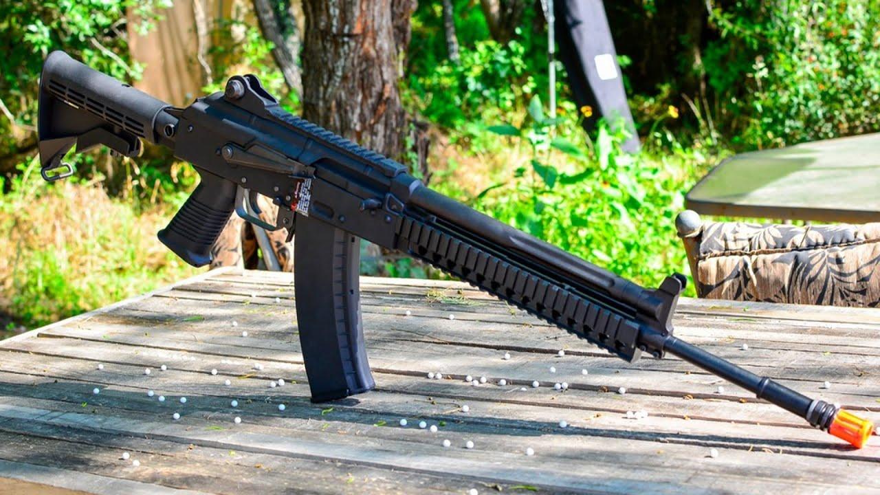 KWA AKG – KCR Unboxing & Review: Le pistolet à gaz exotique – USAirsoft