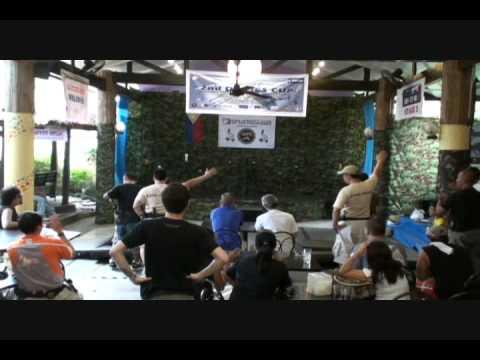 2e Concours de tir au pistolet Airsoft de la Coupe Davies: Finales du Défi Match Homme contre Homme