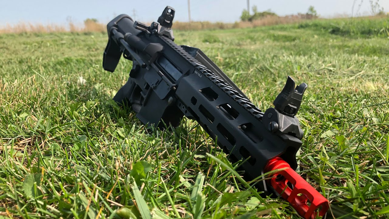 KWA Ronin Tactical «T6» PDW Airsoft Review – UpNorth Airsoft