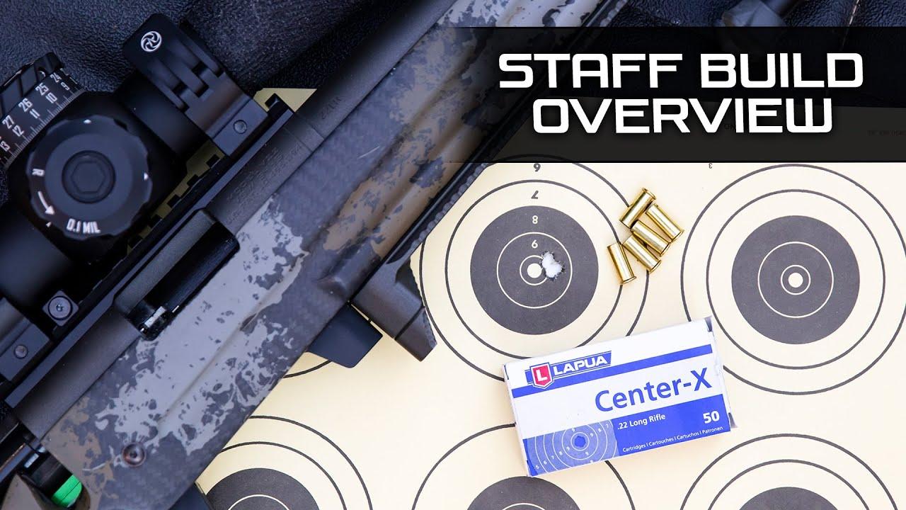 Présentation de la construction du personnel de Vudoo Gun Works – Greg Roman