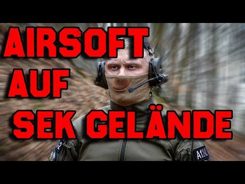 Vidéo AIRSOFT sur le jeu SEK Terrain Extreme Airsoft CQB
