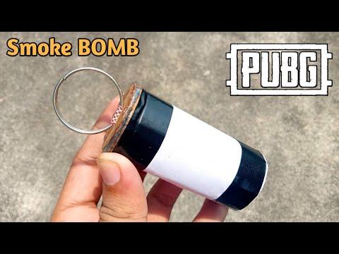Comment faire une bombe fumigène en utilisant des allumettes de sécurité | PUBG Smoke BOMB | DIY | Diwali Crackers 2020