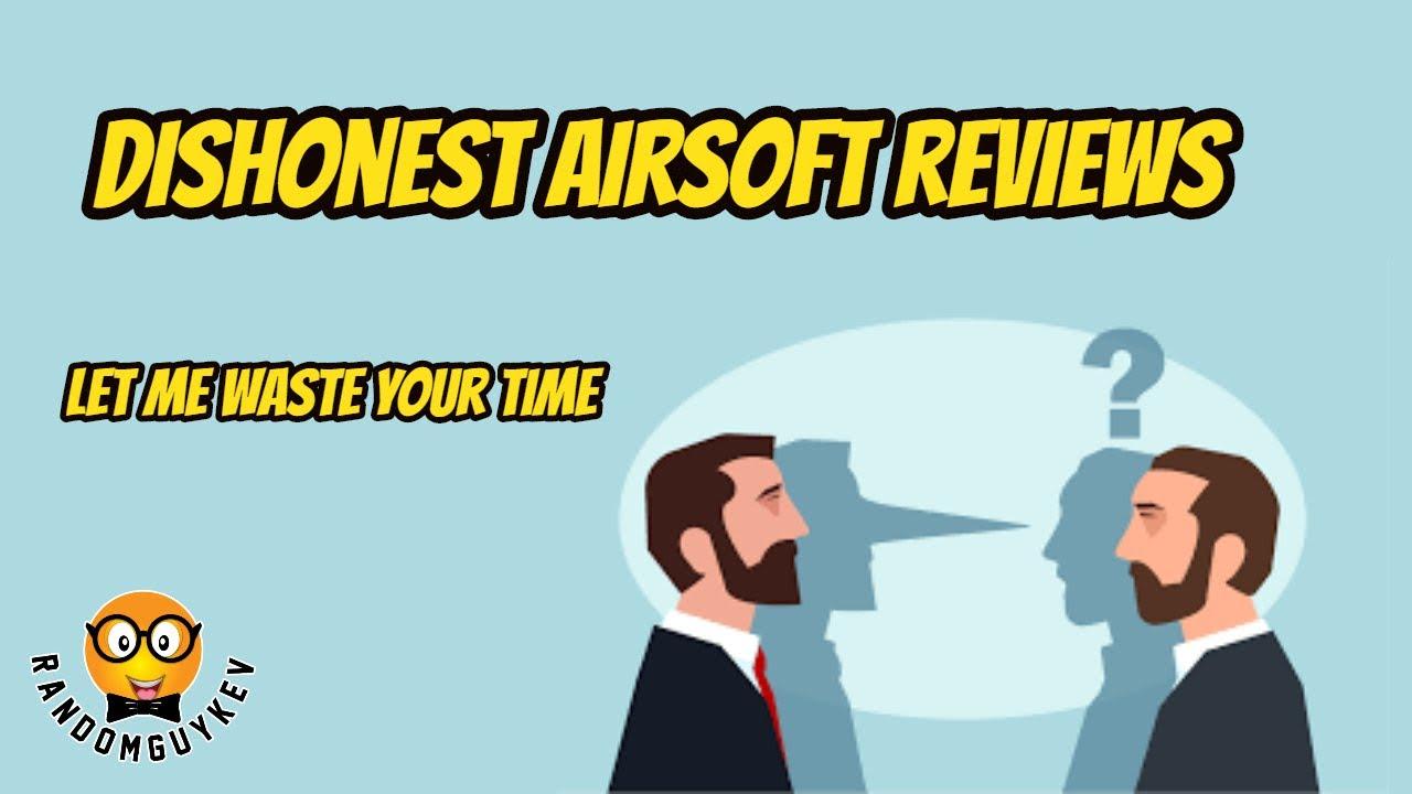 Avis sur Dishonest Airsoft