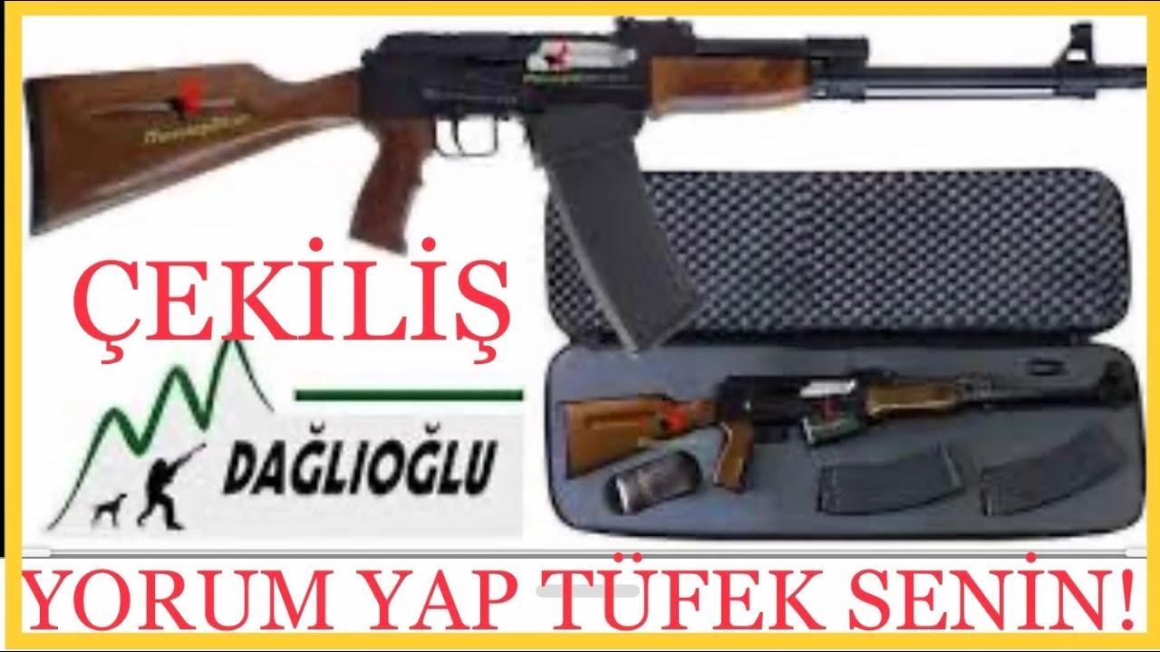 J'aime la vidéo Laisser un commentaire Tüfek KAZAN (Dağlıoğlu FD63 FLOW)