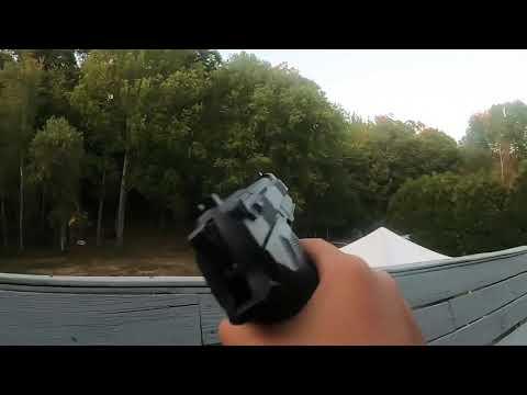 Airsoft Y&P Beretta M9 Revue de pistolet alimenté au gaz vert sans refoulement | Le tireur d'élite de 12 ans