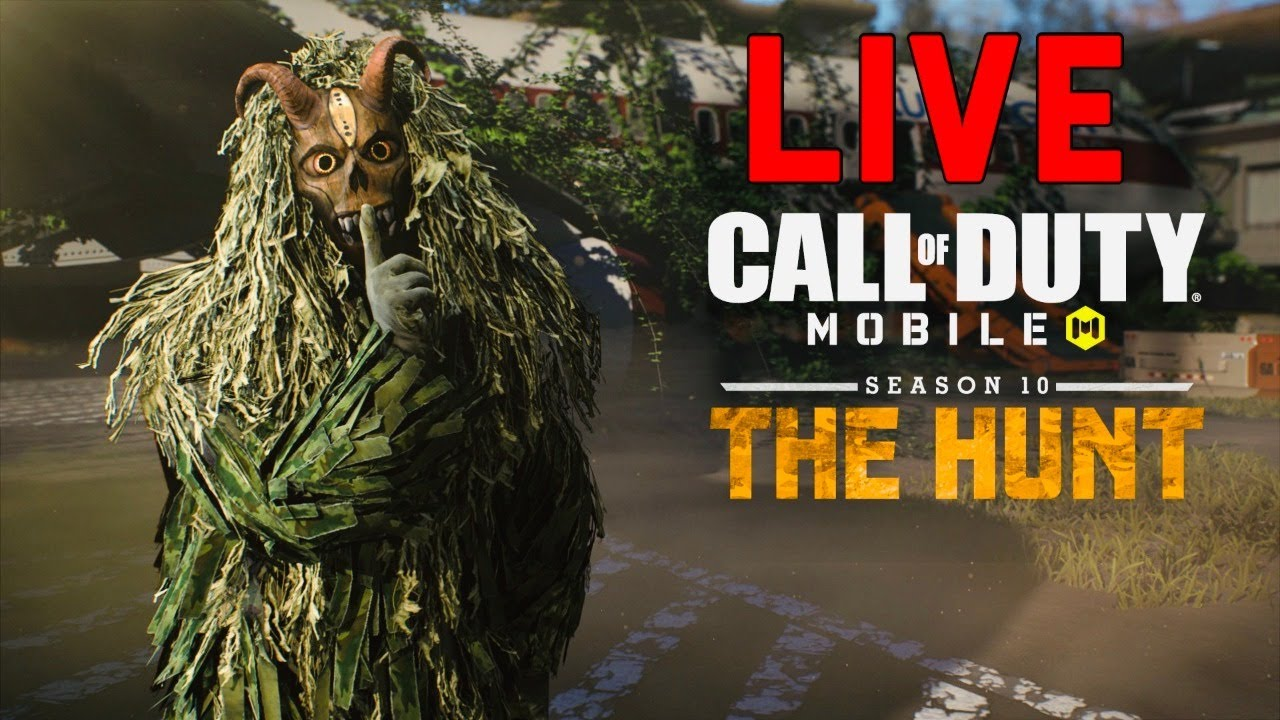 🔴Call of Duty Mobile Saison 10 Gameplay
