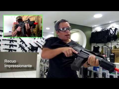 R36 / G36 GBB Airsoft Rifle – Armement de l'armée – Examen – Démonter – Conseils