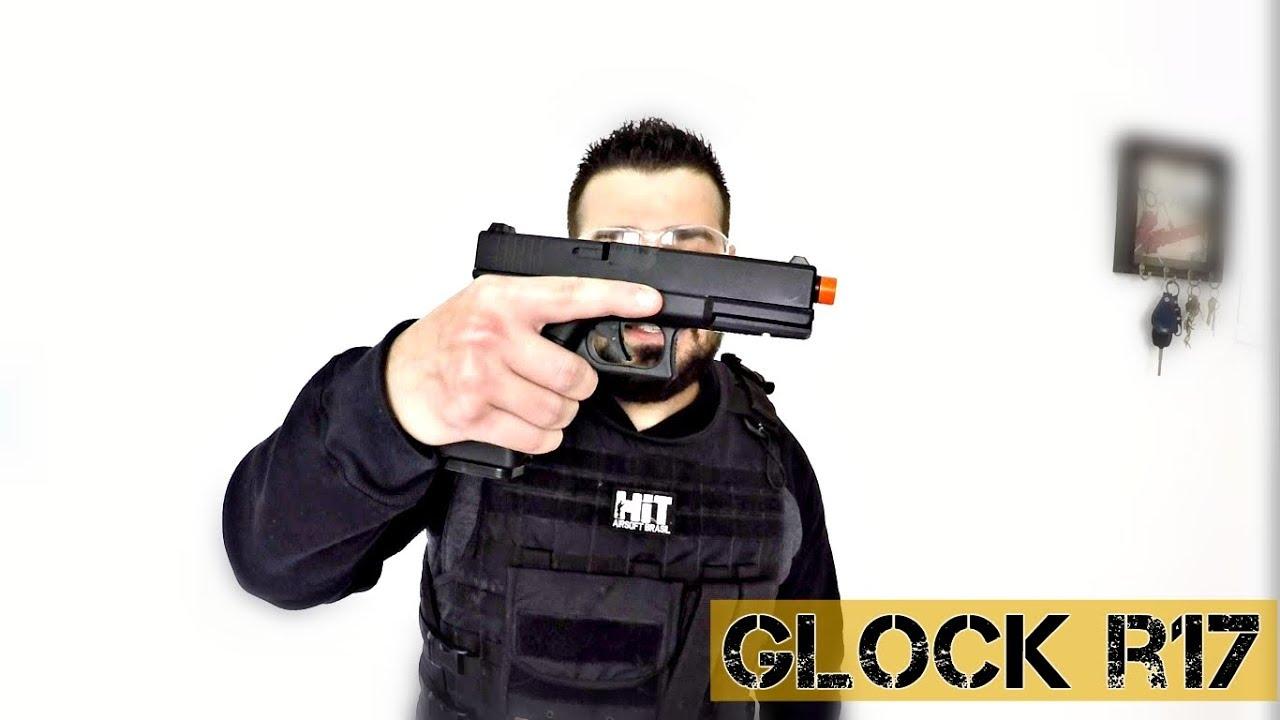 GLOCK 17 GBB | ARMY ARMAMENT | BÉNÉFICE DE COÛT? | Revue Airsoft | FBAIRSOFT