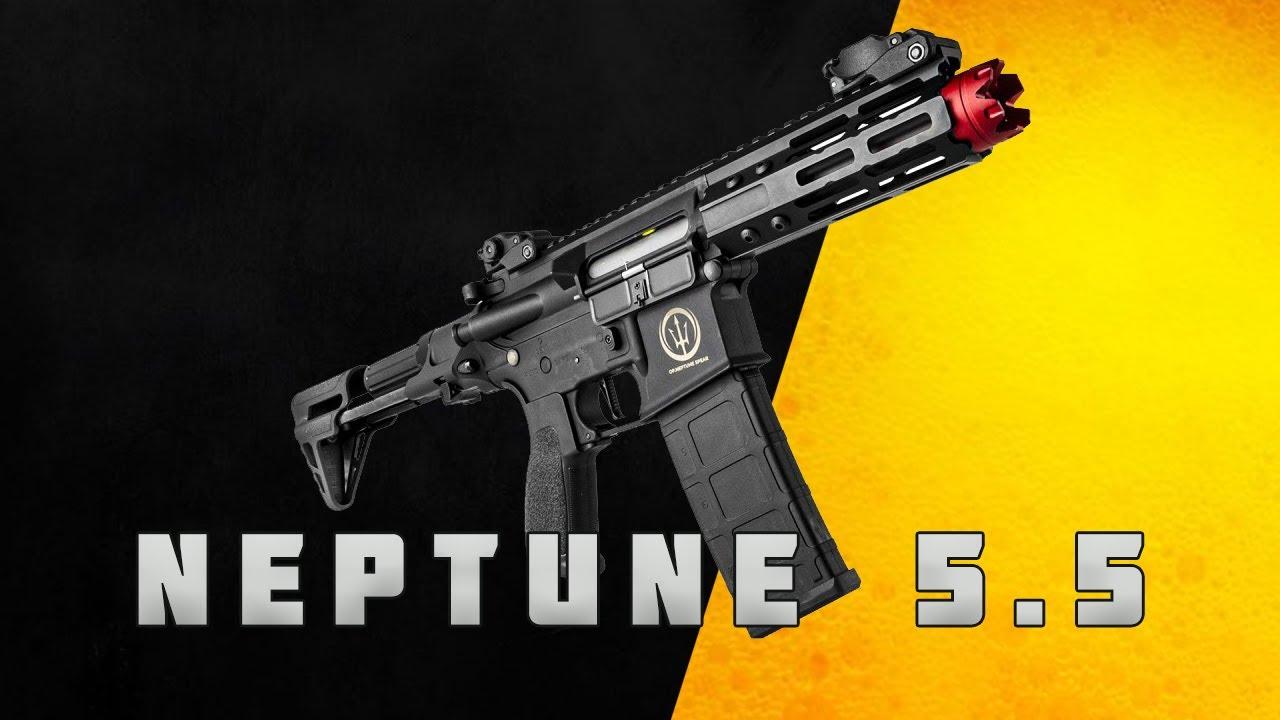 Rossi Neptune 5.5 PDW || Revue Airsoft || Le PDW AEG le plus attendu de tous les temps!