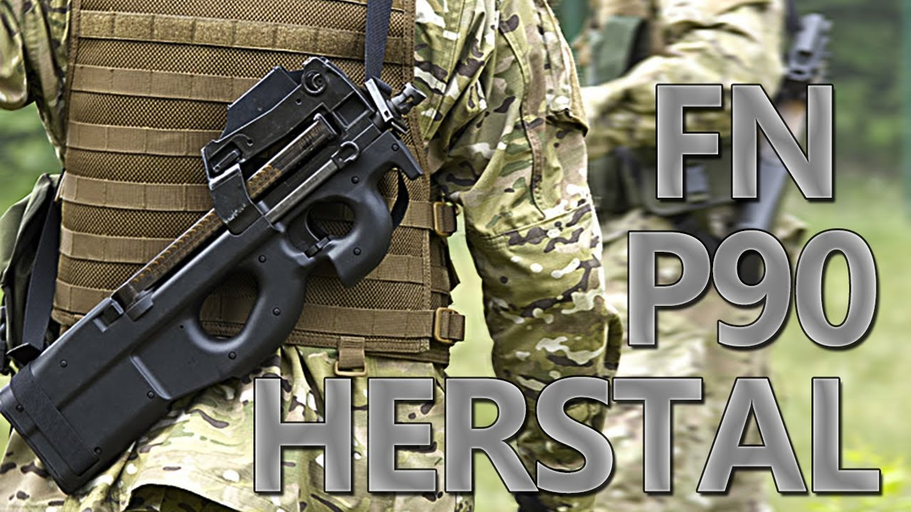 🔰 P90 FN HERSTAL de AIRSOFT [REVIEW + CAMBIO de RESORTE] Nous laissons à -330FPS pour jouer au CQB 🔥