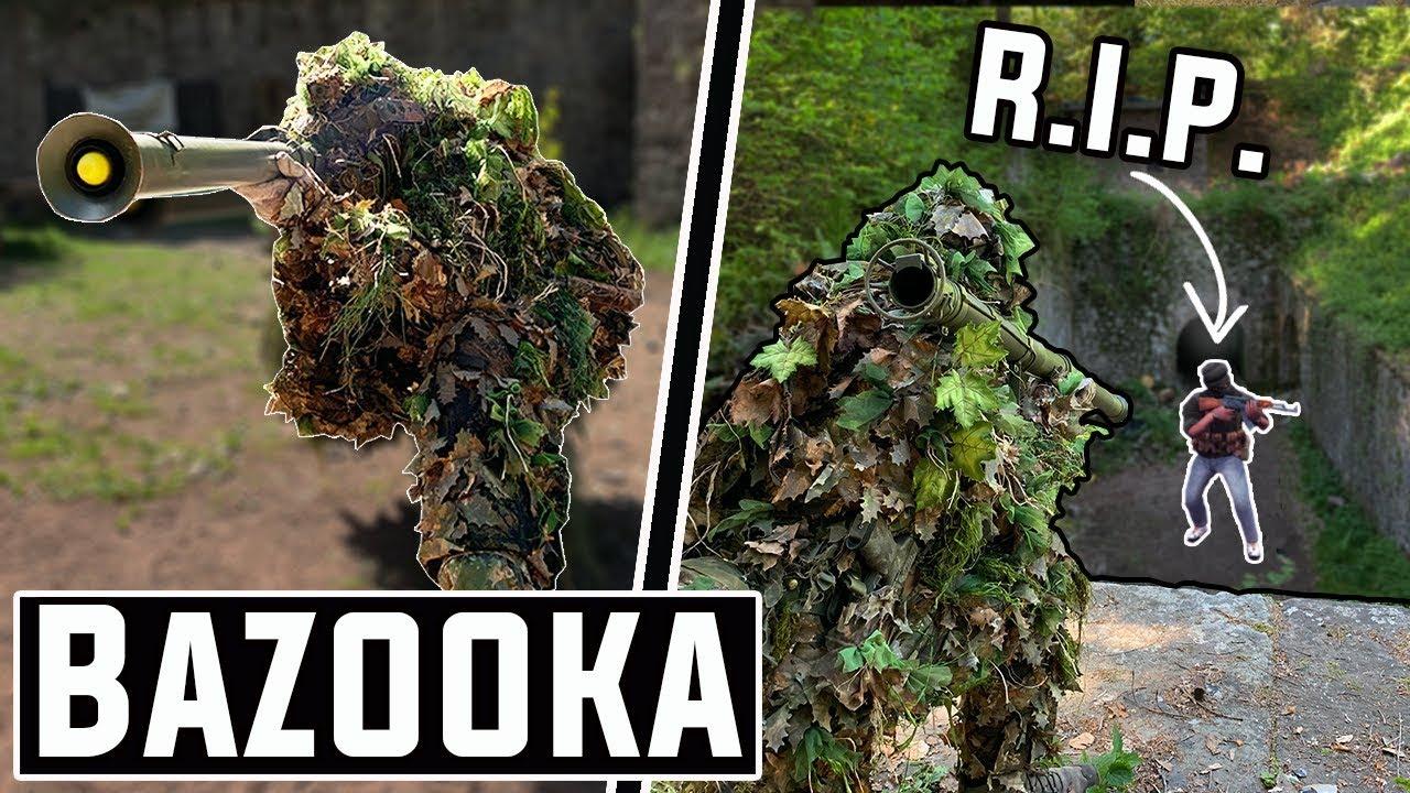 Le pistolet Airsoft le plus puissant de l'existence 🚀 (Bazooka RPG)