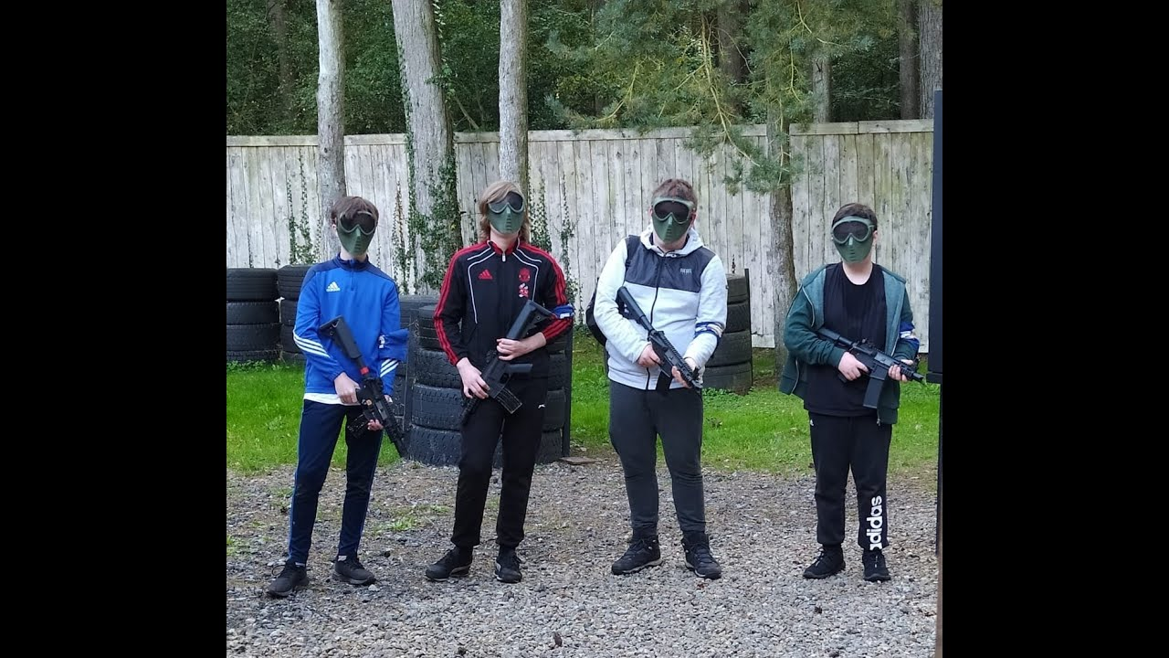 Airsoft-Gameplay 1-Opérations spéciales Wicklow