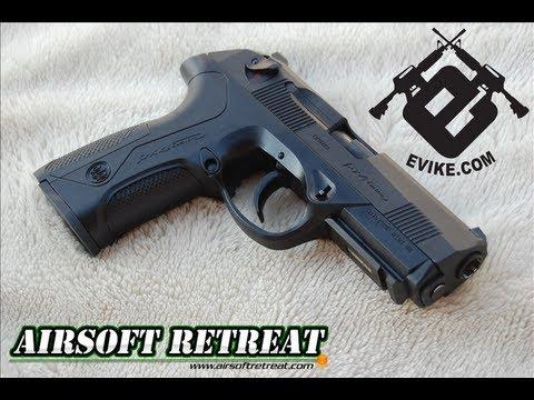 Aperçu du pistolet Airsoft HK (WE) Beretta PX4 GBB