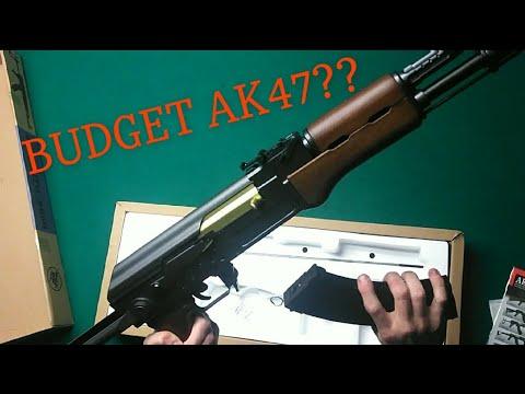 DOUBLE EAGLE AK-47 – Budget Airsoft AK-47