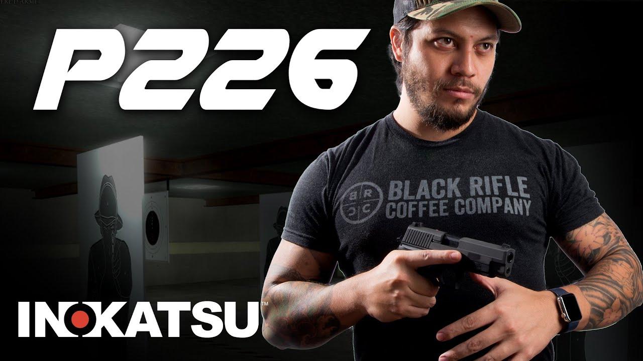 Inokatsu P226 Redux: Le P226 le plus réaliste – RedWolf Airsoft RWTV