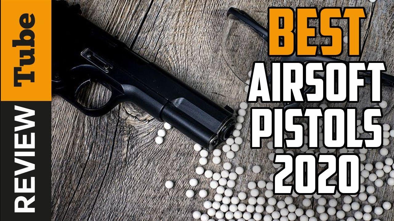 ✅ Pistolet Airsoft: Meilleurs pistolets Airsoft 2020 (Guide d'achat)