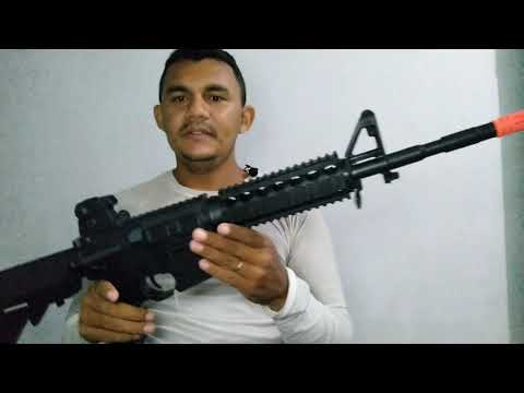 Évaluer M4a1 SR4 PI da QGK